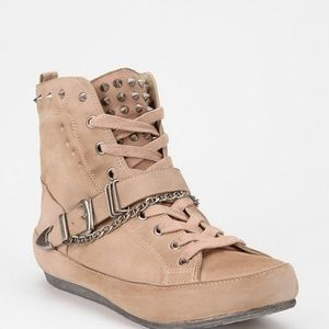 Sam Edelman Spike High Top Sneakers